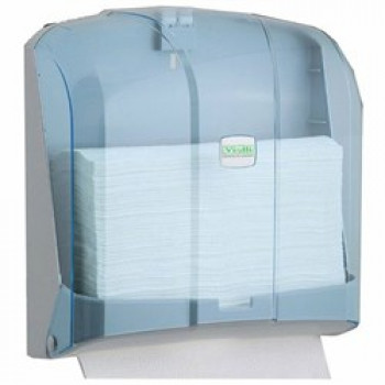 Диспенсер для бумажных полотенец (прозрачный)