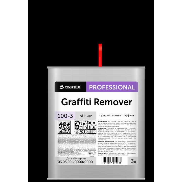 Graffiti Remover Средство против граффити