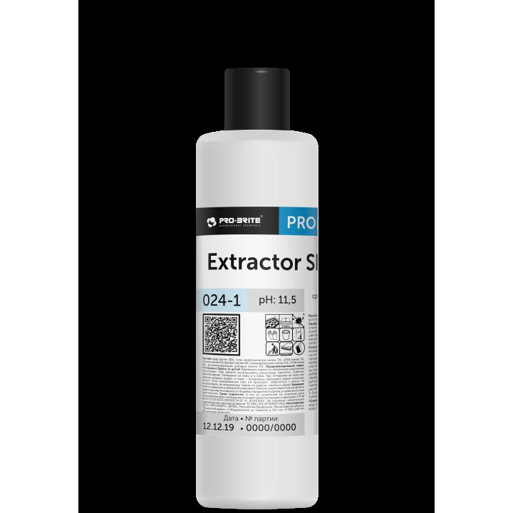 Extractor Shampoo Средство для экстракторной чистки ковров