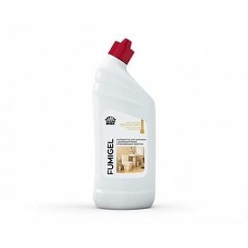 Fumigel щелочное средство для мойки, отбеливания и дезинфекции санузлов