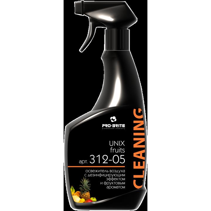 Unix Fruits Бактерицидный освежитель воздуха с фруктовым ароматом