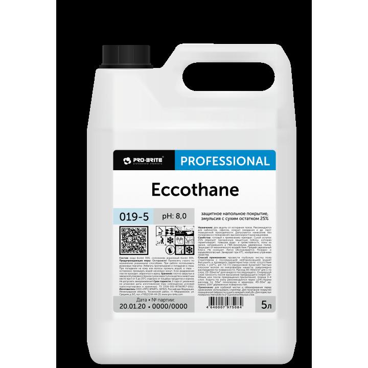 Eccothane Защитное напольное покрытие, дисперсия с сухим остатком 25%