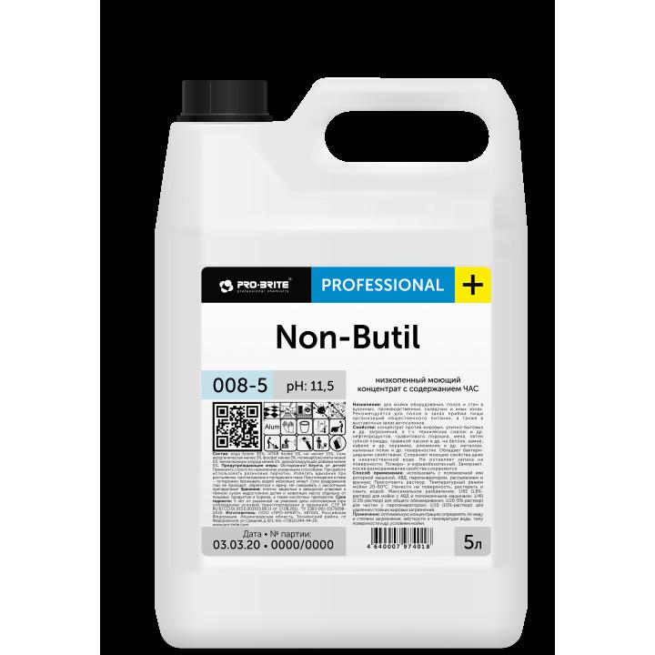 Non-Butil Низкопенный моющий концентрат с содержанием ЧАС