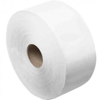 Туалетная бумага Лайма 480 на втулке 1-слойная для диспенсеров