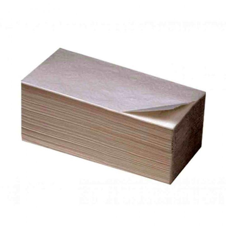 Бумажные полотенца Z-сложение 2-х слойные, 200 листов