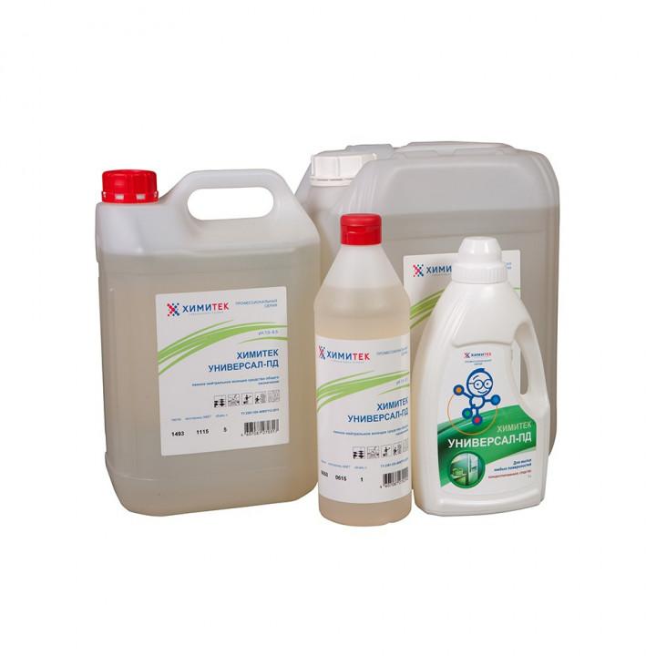 Универсал-ПД концентрированное жидкое пенное нейтральное моющее средство общего назначения