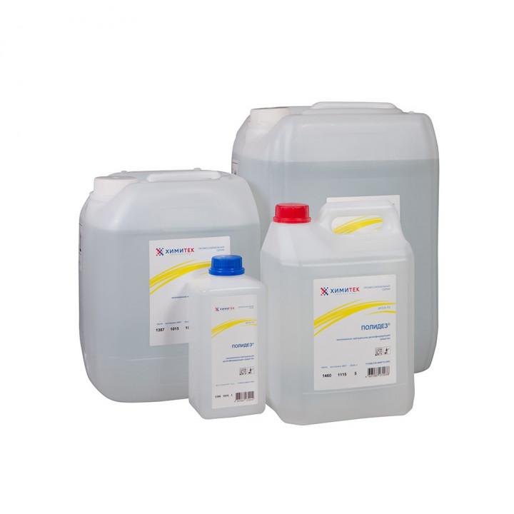 Полидез концентрированное жидкое низкопенное нейтральное дезинфицирующее средство