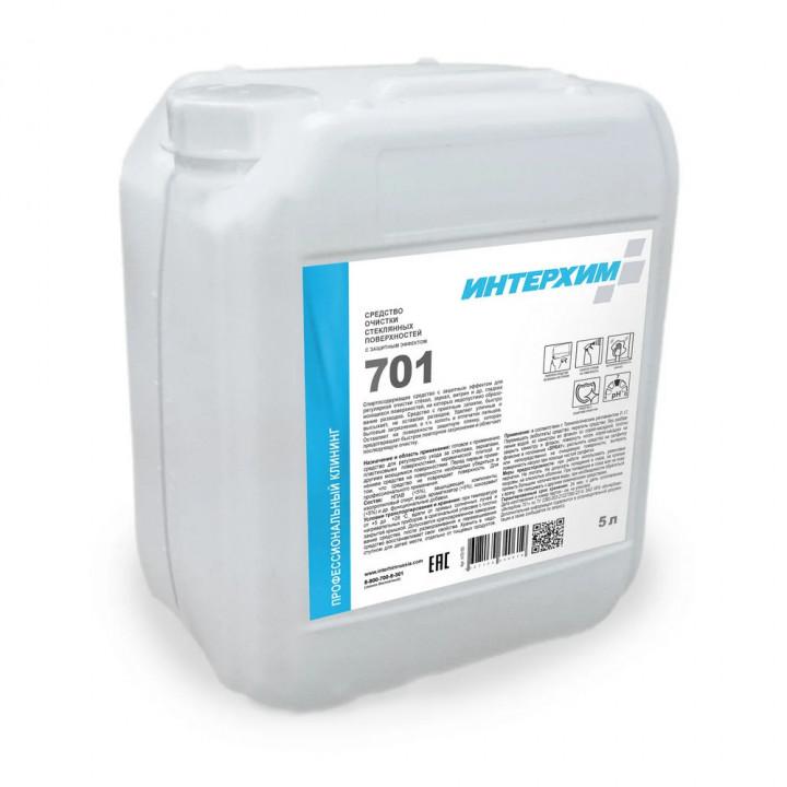 ИнтерХим 701 ср-во д/стекла с защитным эффектом 5 л