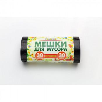МЕШКИ РОМАШКА НА 30Л - 30 ШТ/РУЛ, 7,3 МКН