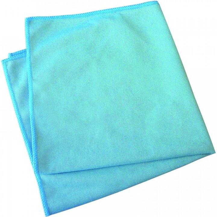 Салфетка из микрофибры, гладкая 280 г/м², 30*30 см