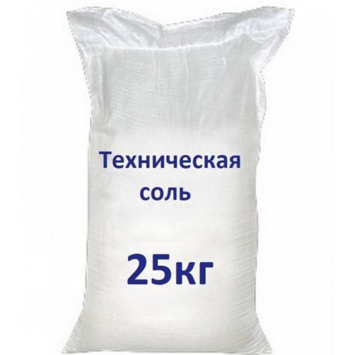Противогололедный материал (Соль техническая Галит) 25кг