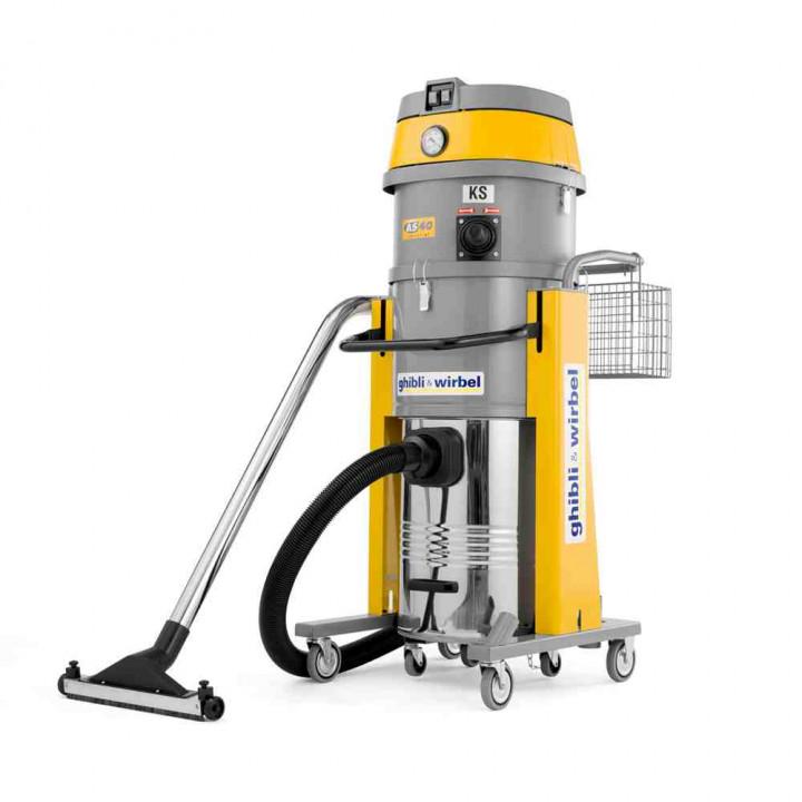 Промышленный пылесос GHIBLI AS 40 KS