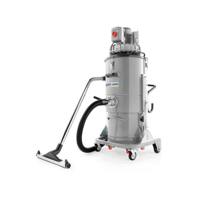 Промышленный пылесос GHIBLI POWER INDUST 60 TP M/H